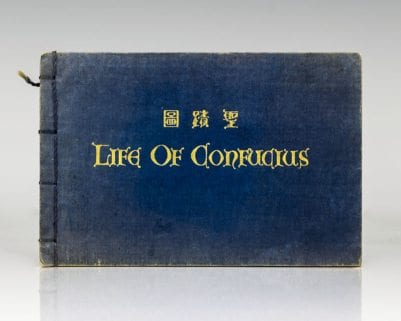 The Life of Confucius.