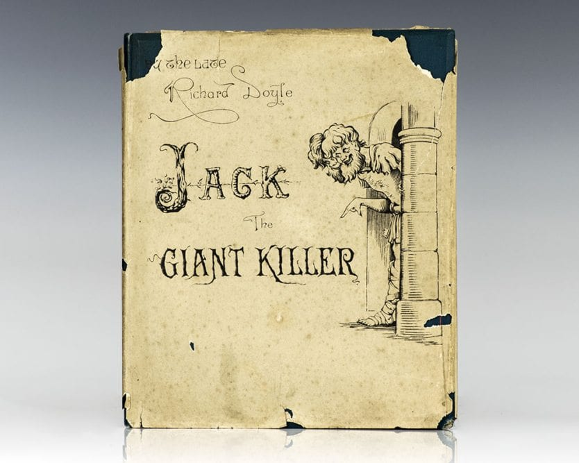 Jack the Giant Killer.
