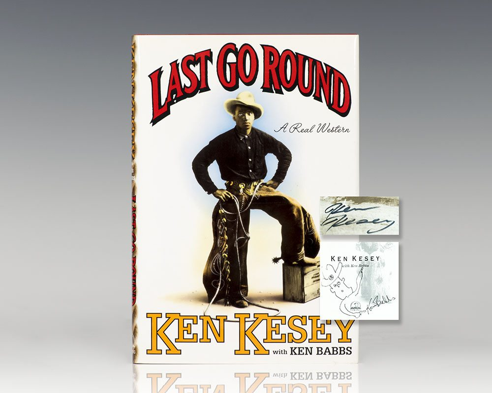 Last Go Round: A Real Western.