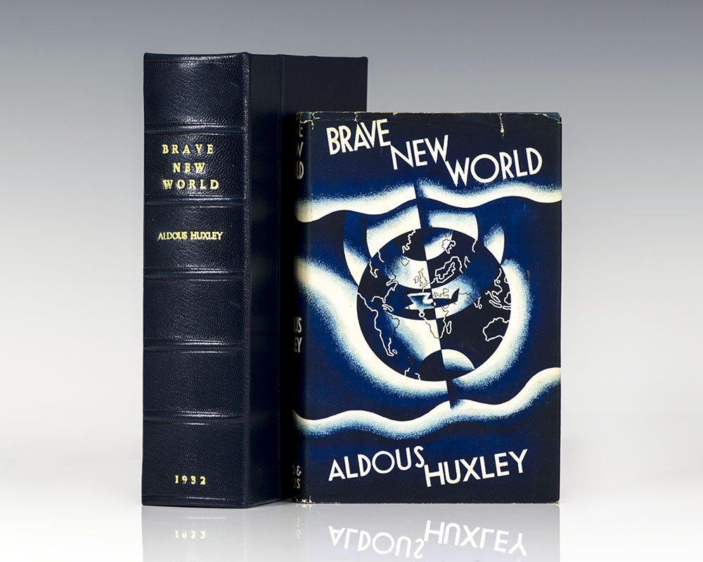 brave-new-world-aldous-huxley-first-edit