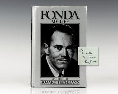 Fonda: My Life.