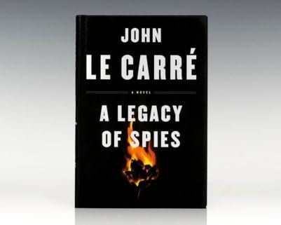 A Legacy of Spies: A Novel.