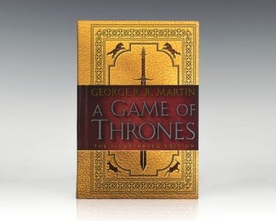 A Game of Thrones. The Illustrated Edition: Book One of A Song of Ice and Fire.