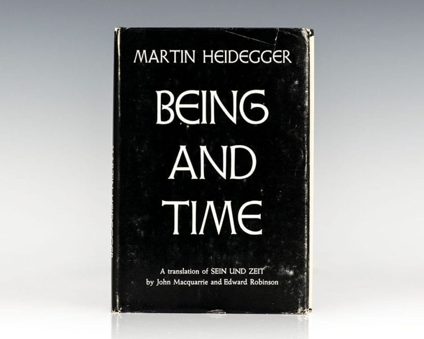 Being and Time.