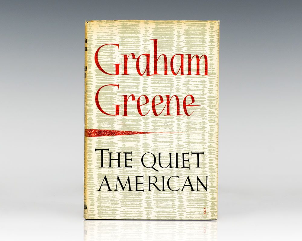 the theme of love on the quiet american by graham greene Graham greene, creator of the quiet american  //studentsharenet/literature/306540-the-quiet-american-by-graham-greene how does the theme loneliness between.