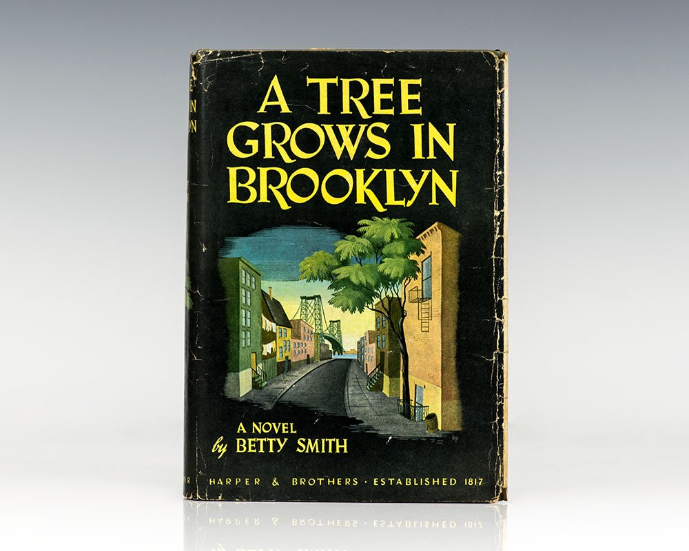 "an analysis of a tree grows in brooklyn by betty smith Betty smith has, in the pages of a tree grows in brooklyn, captured the joys of humble williamsburg life-from ""junk day"" on saturdays."