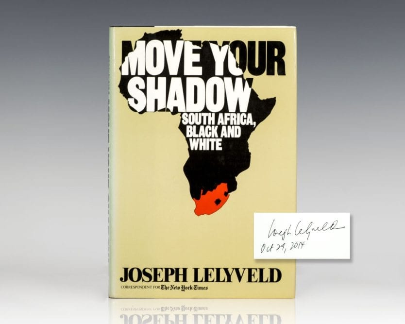 Move Your Shadow: South Africa, Black and White.