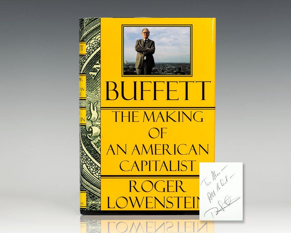 Buffett: The Making of An American Capitalist.