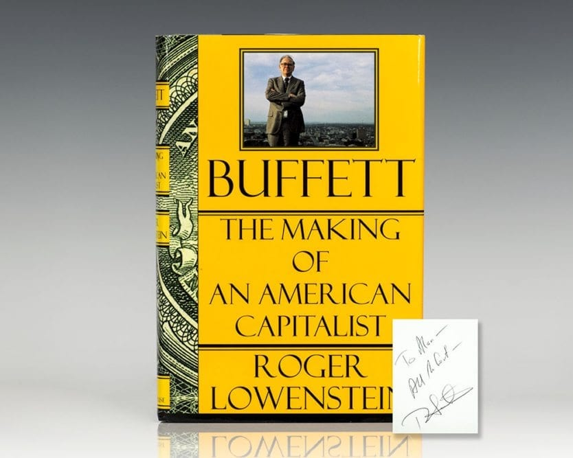 Buffett: The Making of An American Capitalist.