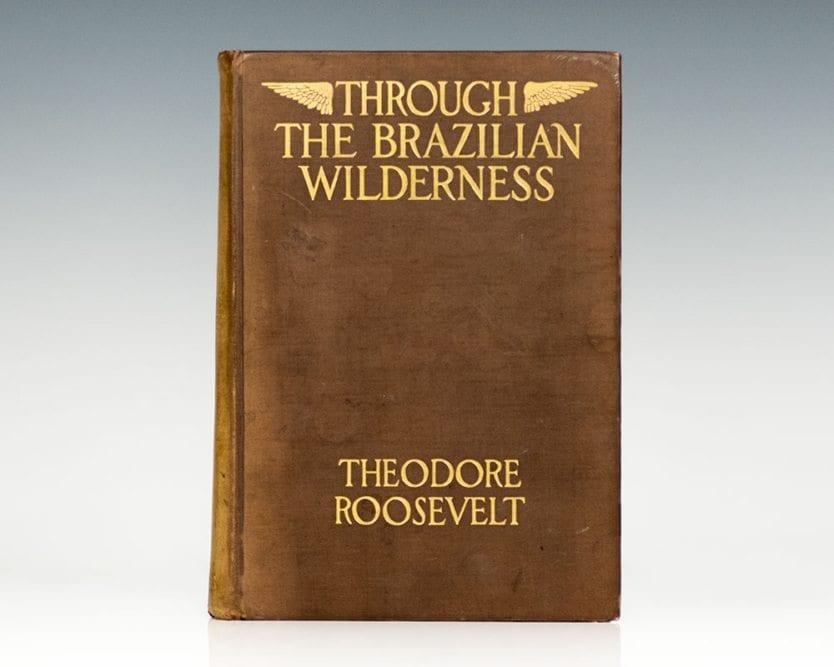 Through the Brazilian Wilderness.