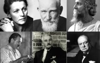 Nobel Prize Laureates in Literature