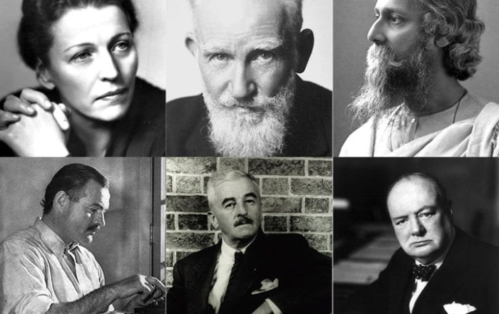 Nobel Prize in Literature Laureates