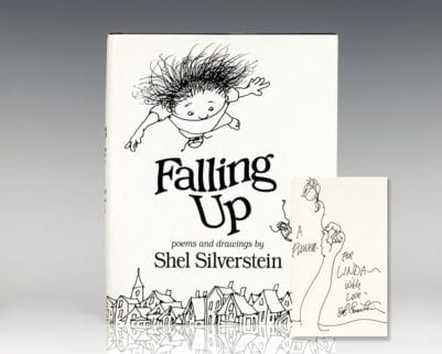 Falling Up: Poems and Drawings by Shel Silverstein.