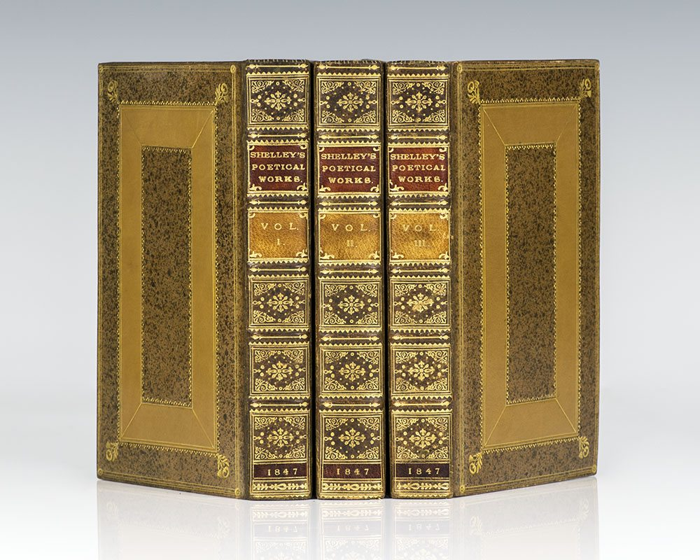 The Poetical Works of Percy Bysshe Shelley. Edited by Mary Shelley.