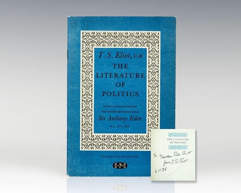 The Literature of Politics.