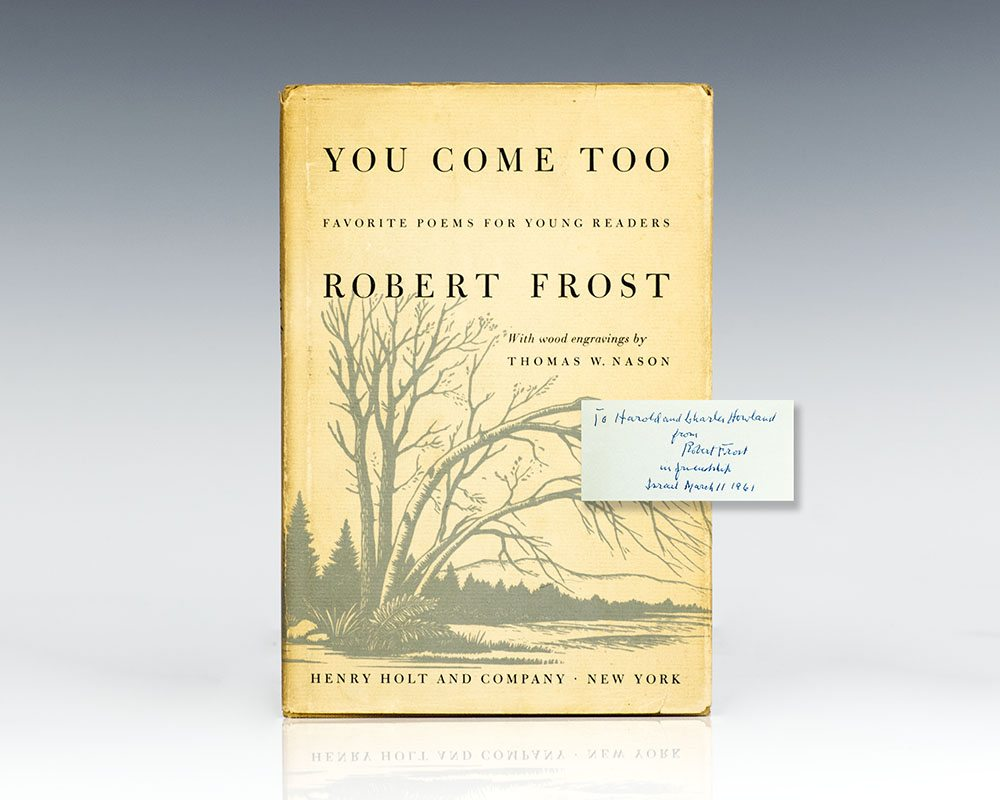 You Come Too: Favorite Poems for Young Readers.