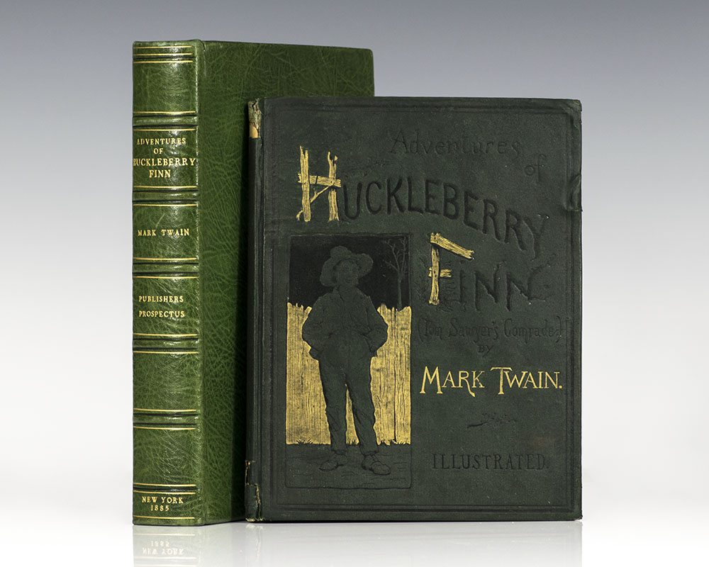 Adventures of Huckleberry Finn.