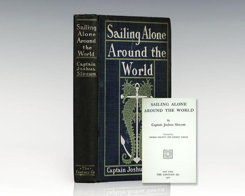 Sailing Alone Around the World.