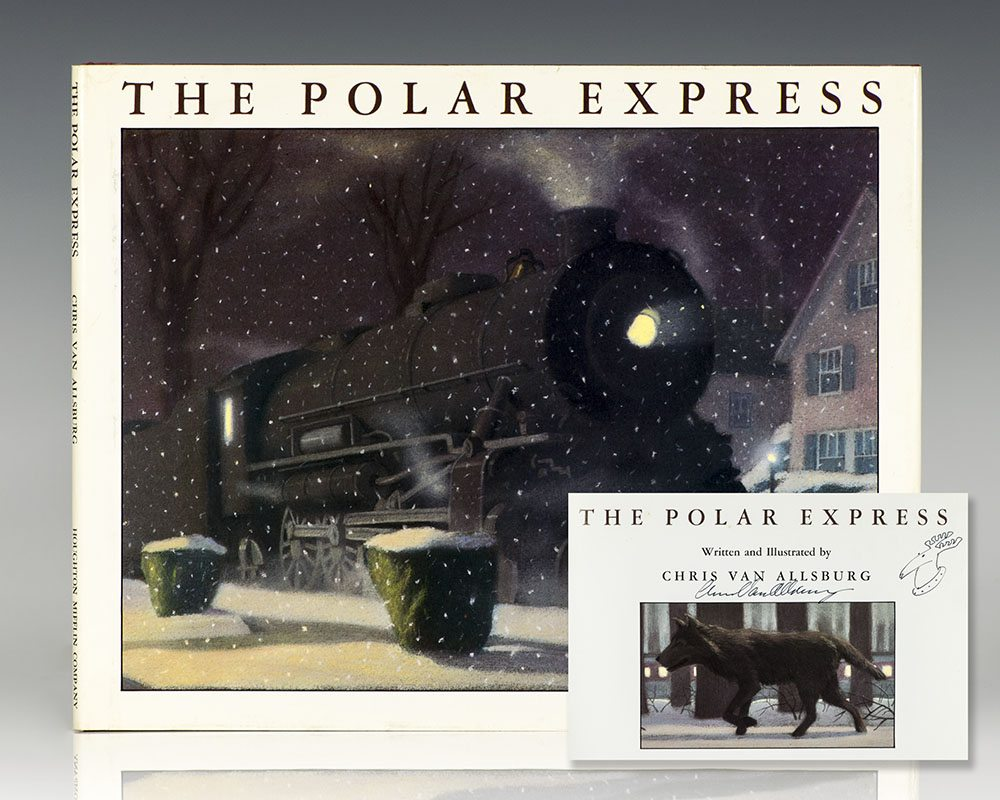 The Polar Express.