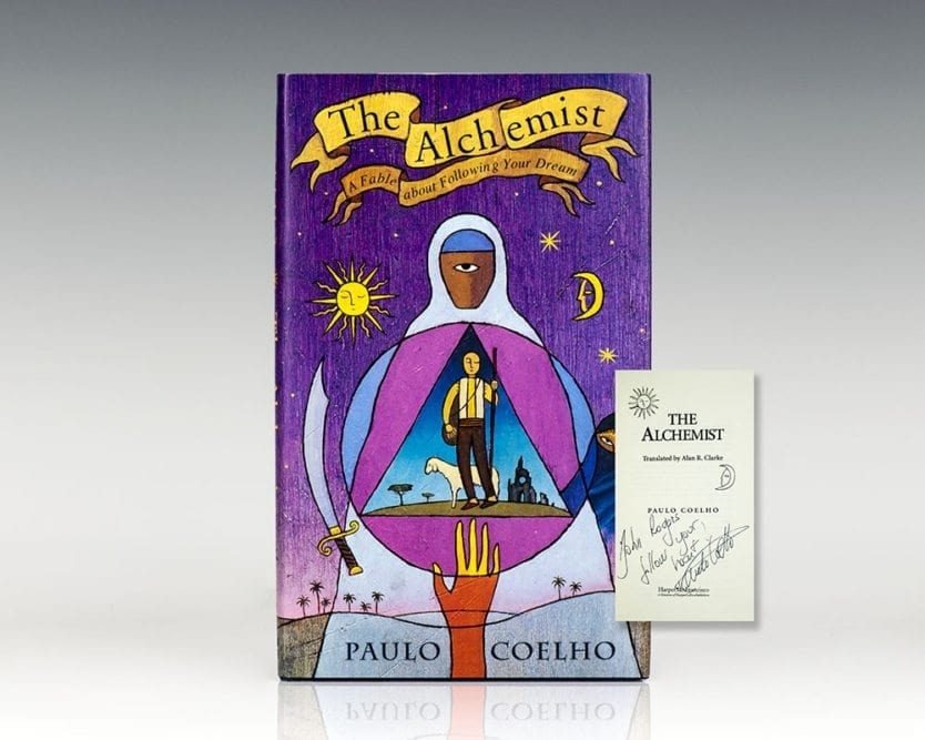 The Alchemist by Paulo Coelho (2006, Paperback, Reissue) Free Shipping