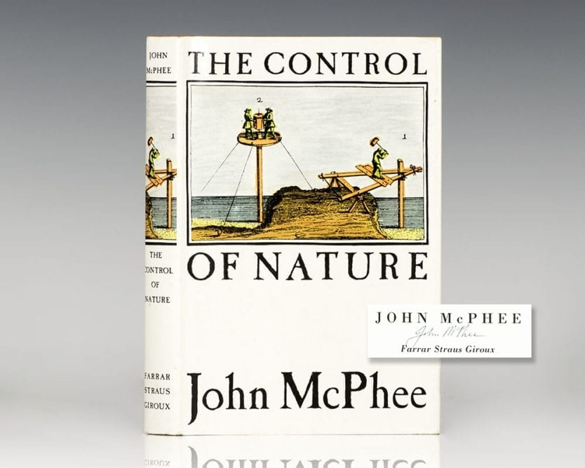 The Control of Nature.