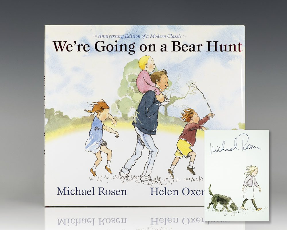 We're Going On A Bear Hunt.