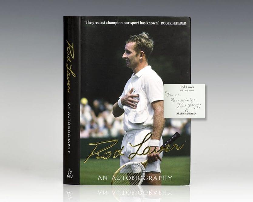 Rod Laver: An Autobiography.