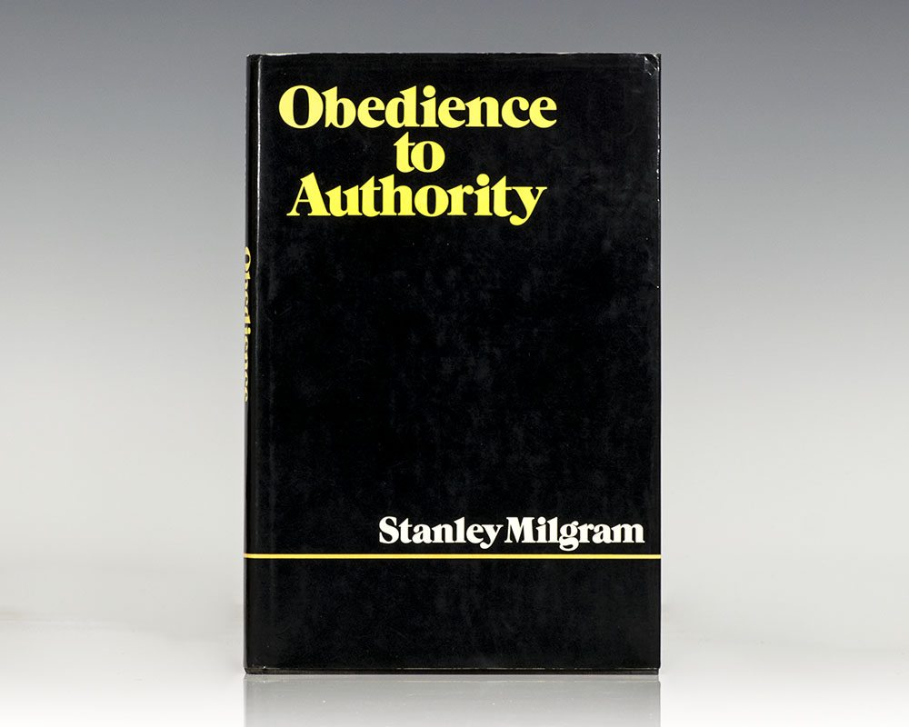 Obedience to Authority: An Experimental View.