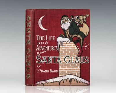 The Life and Adventures of Santa Claus.