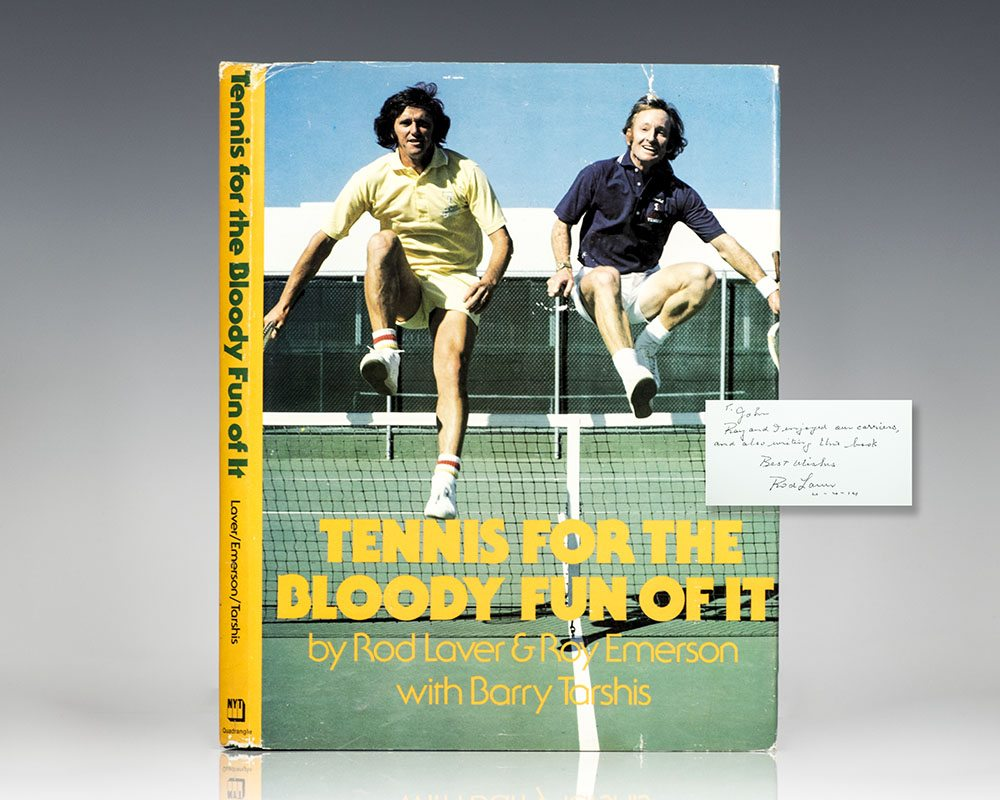 Tennis for the Bloody Fun of It.