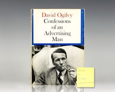 Confessions of an Advertising Man.