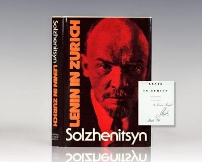 Lenin In Zurich.