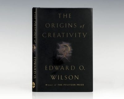 The Origins of Creativity.