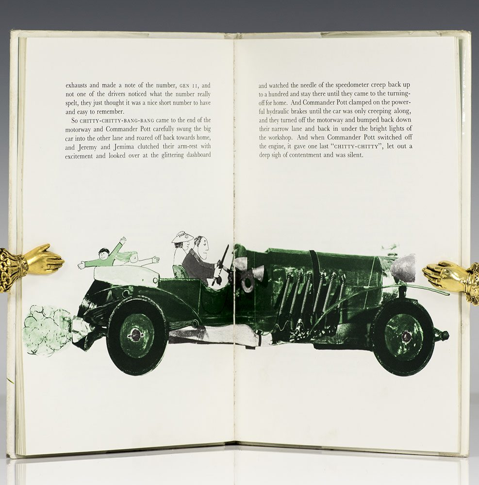 Chitty Chitty Bang Bang: The Magical Car.