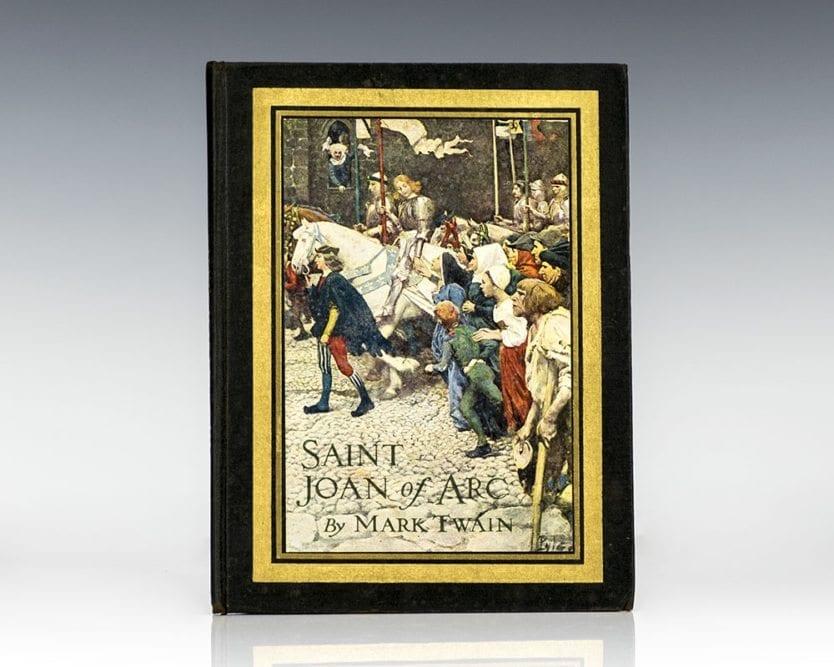 Saint Joan of Arc.