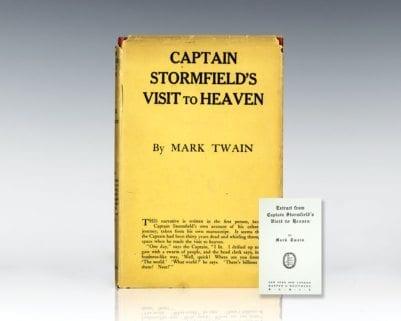 Captain Stormfield's Visit to Heaven.