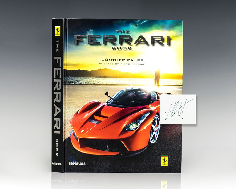 The Ferrari Book.