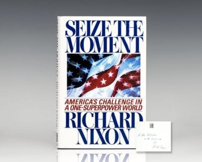 Seize the Moment: America's Challenge in a One-Superpower World.