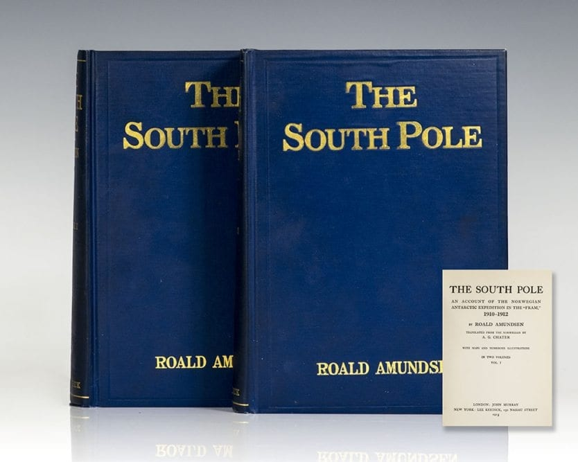 The South Pole.