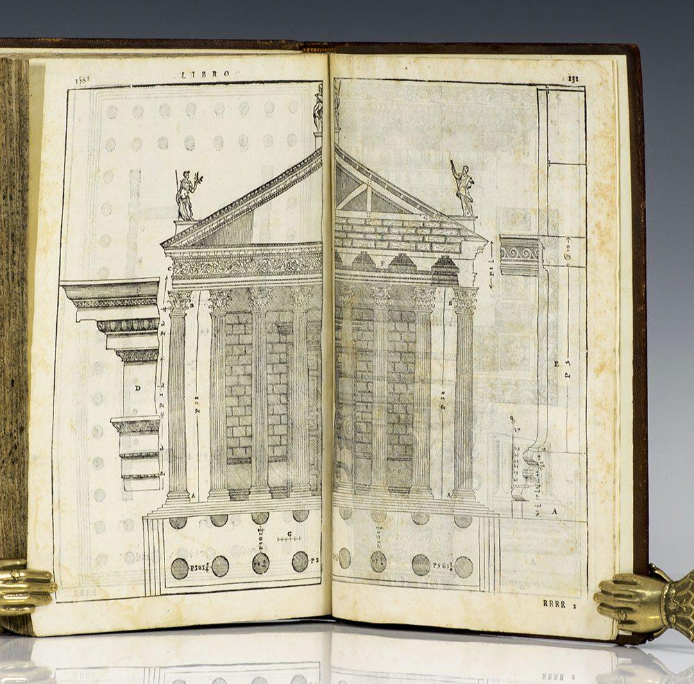 I Quattro Libri di Architettura (The Four Books of Architecture).