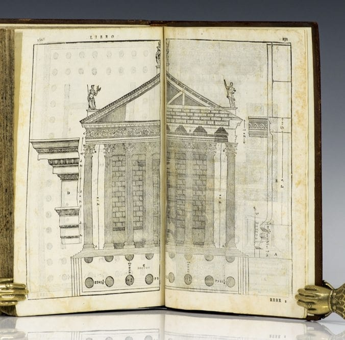 I Quattro Libri di Architettura (The Four Books of Architecture).