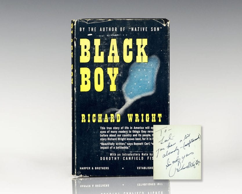 Black Boy.
