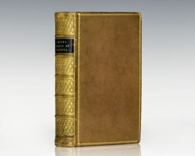 An Inquiry into the Nature and Causes of the Wealth of Nations, With a Life of the the Author, An Introductory Discourse, Notes, and Supplemental Dissertations.