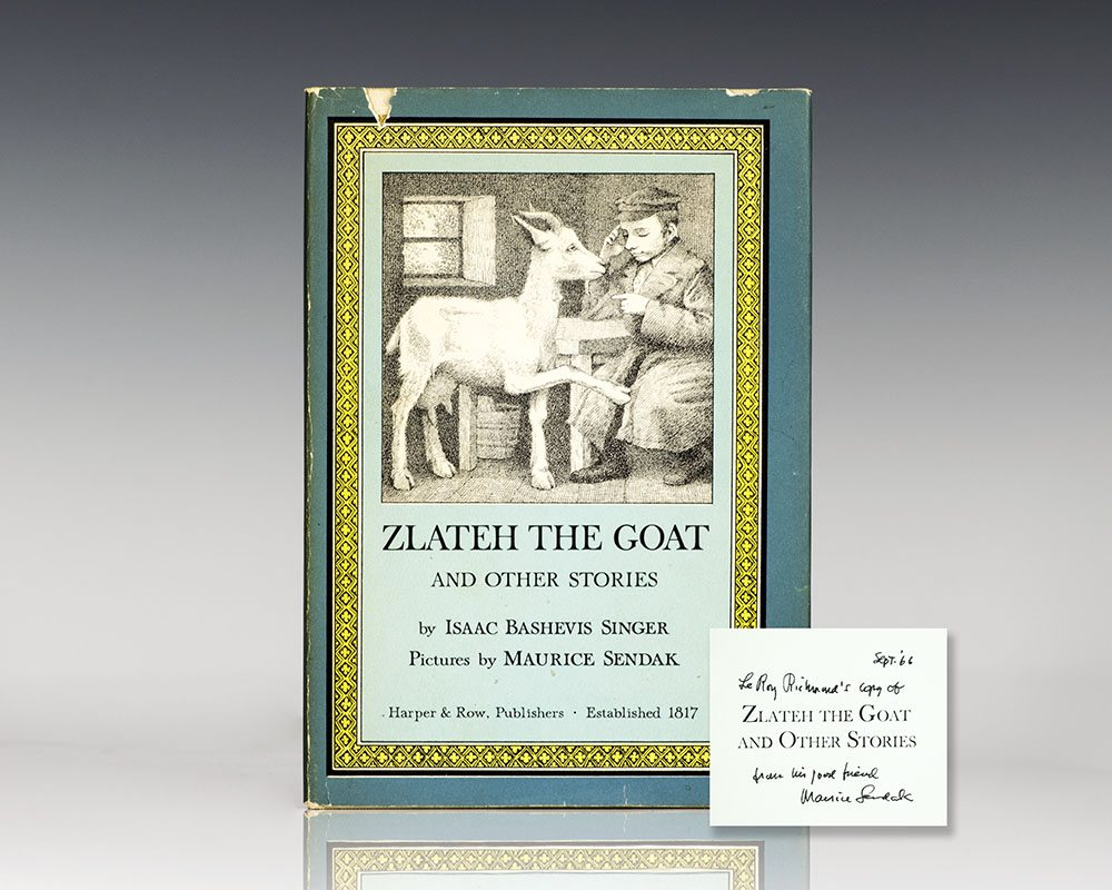 Zlateh The Goat and Other Stories.