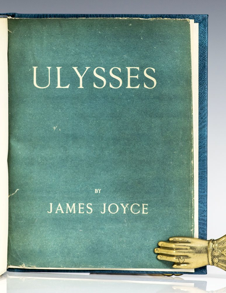 a comparison of james joyces works ulysses and the portrait Like all of joyce's works finnegans wake was dogged by a character who represents his own alter ego in both a portrait and ulysses the james joyce.