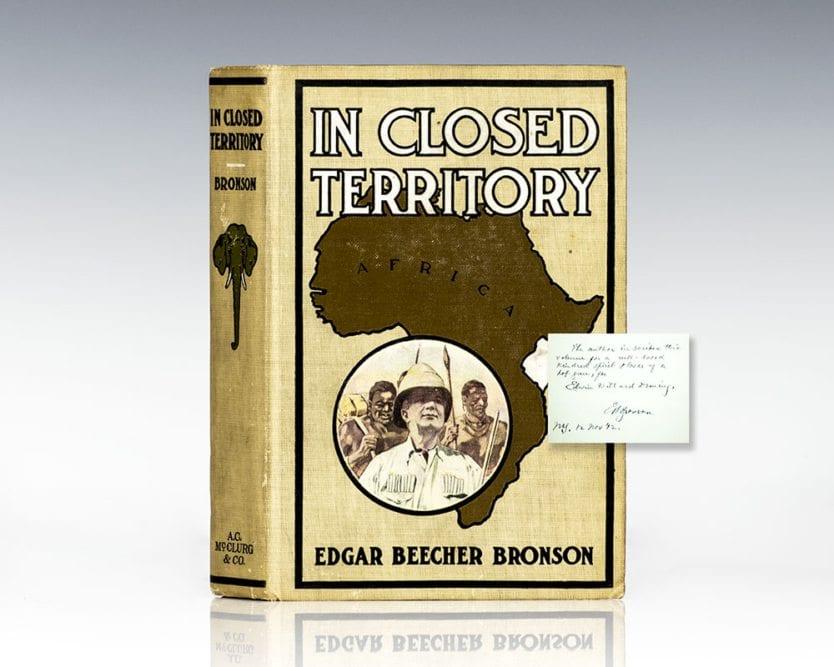 In Closed Territory.