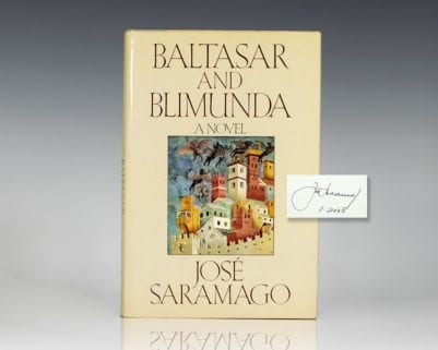 Baltasar and Blimunda.