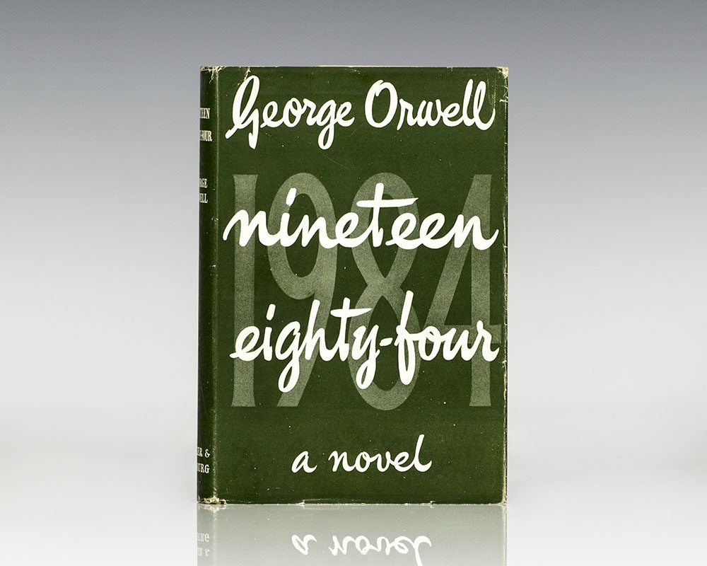nineteen eighty four and book By jack goldsmith, martha c nussbaum, abbott gleason george orwell's nineteen eighty-four is without doubt one of the most generally learn books on this planet.