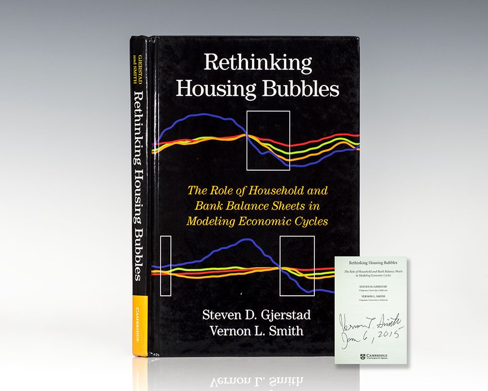 Rethinking Housing Bubbles: The Role of Household and Bank Balance Sheets in Modeling Economic Cycles.