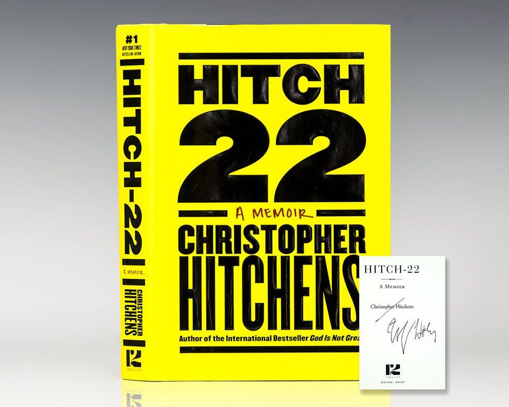 Hitch 22: A Memoir.